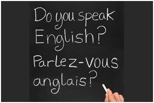Govorite angleško?